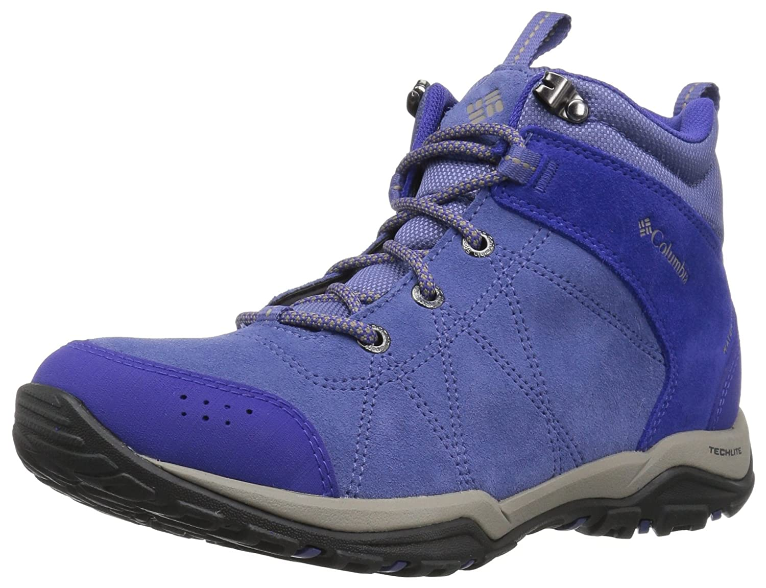 Columbia Women's Fire Venture Mid Suede 5.5 Waterproof Hiking Boot B0787N65Z1 5.5 Suede M US|Eve, Kettle bfb5d5