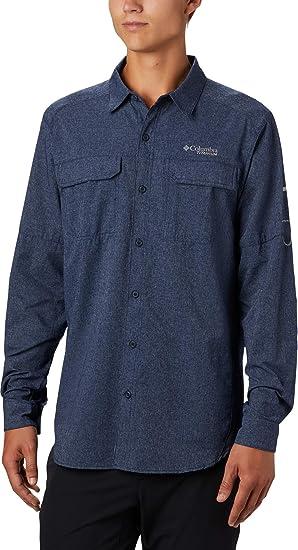 Columbia Irico Men's Lon Camisa, Hombre: Amazon.es: Ropa y