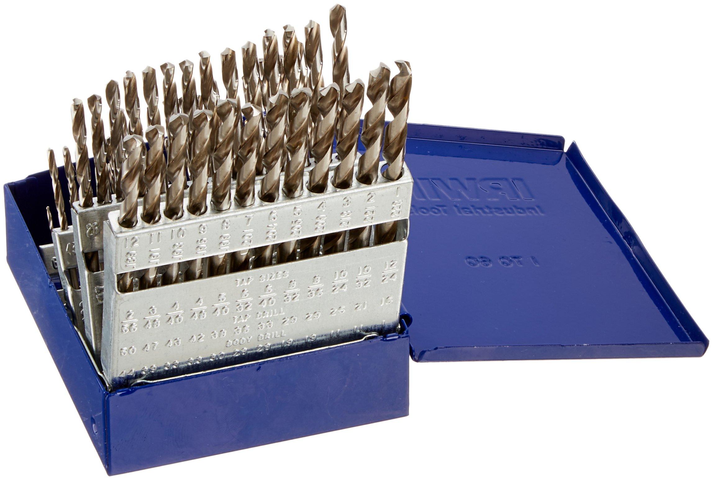 IRWIN Drill Bit Set, 60-Piece (80181) by IRWIN