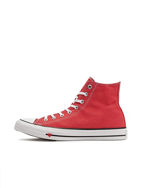 Converse Women's Sports Shoes, Colour Red, Brand, Model