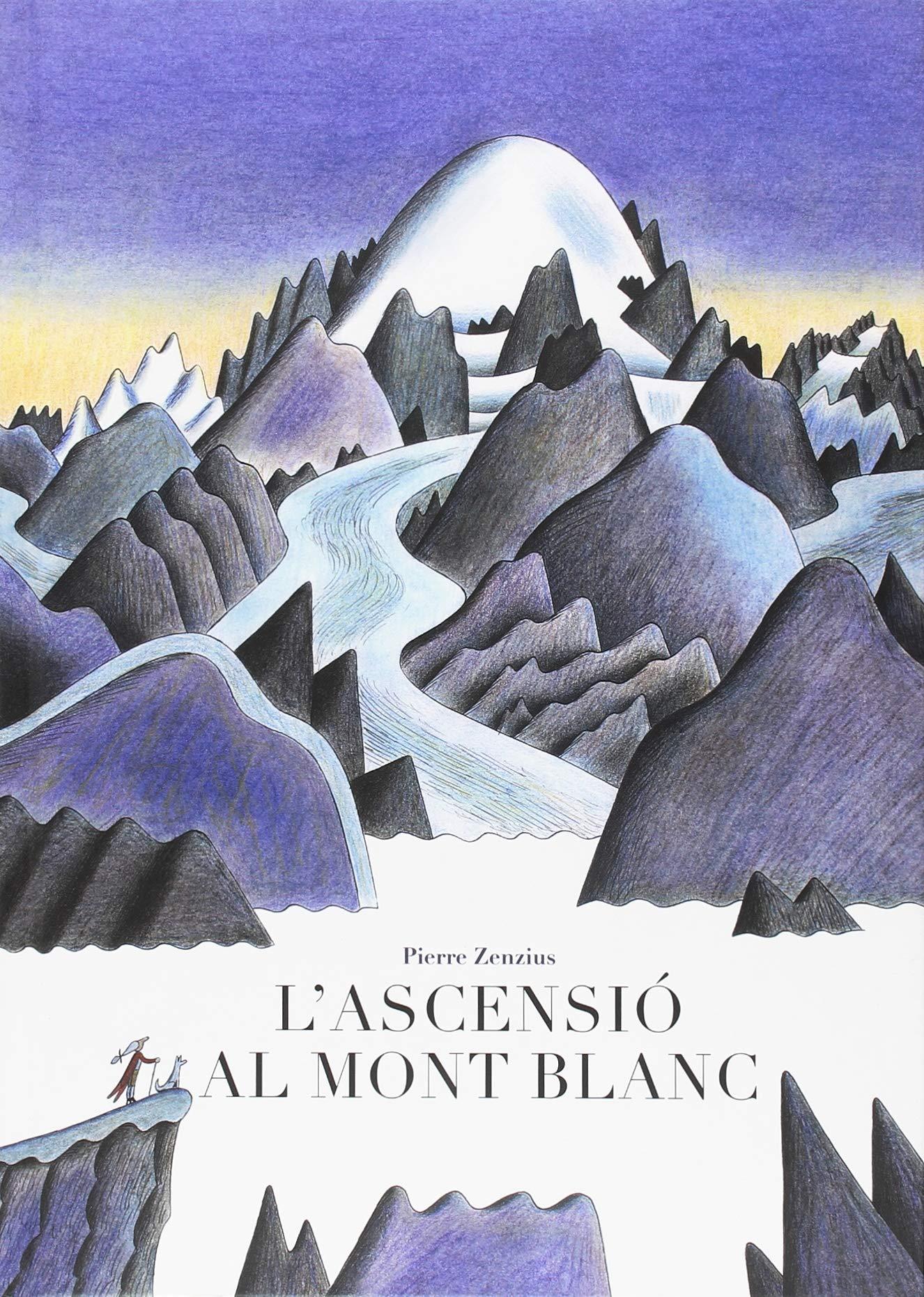 Resultat d'imatges de L'ascensió al Mont Blanc