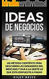 IDEAS DE NEGOCIOS: Un método científico para descubrir las demandas del mercado y dar a la gente lo que está dispuesto a pagar (ideas de negocios exitosas por internet) (Spanish Edition)