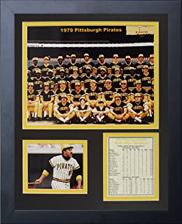 Legends Never Die'1979 Pittsburgh Pirates' Framed Photo Collage, 11 x 14-Inch