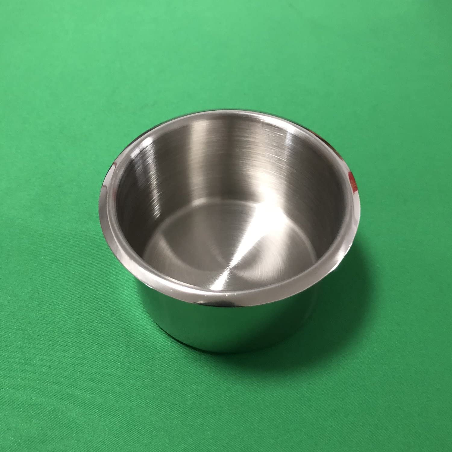 Jumbo YH Poker Stainless Steel Drop-in Cup Holder