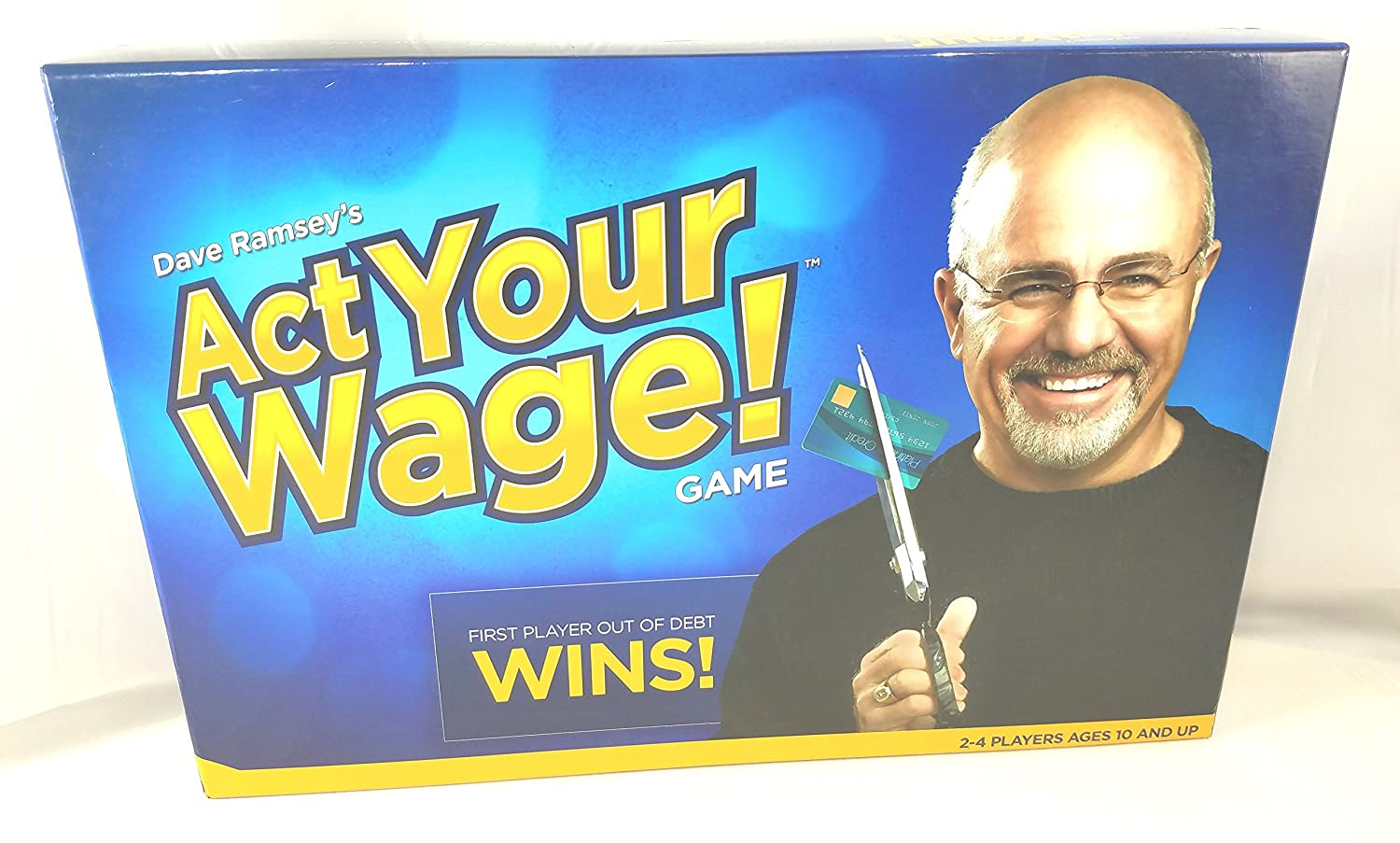 Dave ramsey endorsed car dealer - Amazon Com Dave Ramsey S Act Your Wage Board Game Dave Ramsey Toys Games