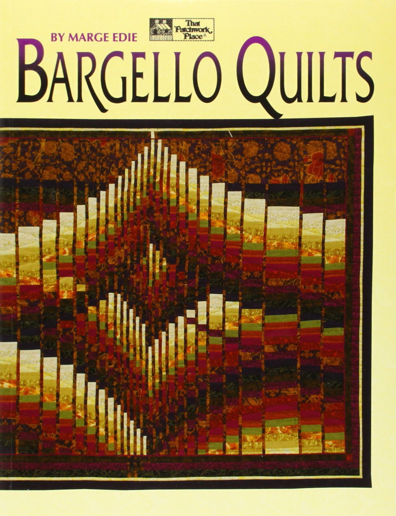 Bargello Quilts: Marge Edie: 0744527101948: Amazon com: Books