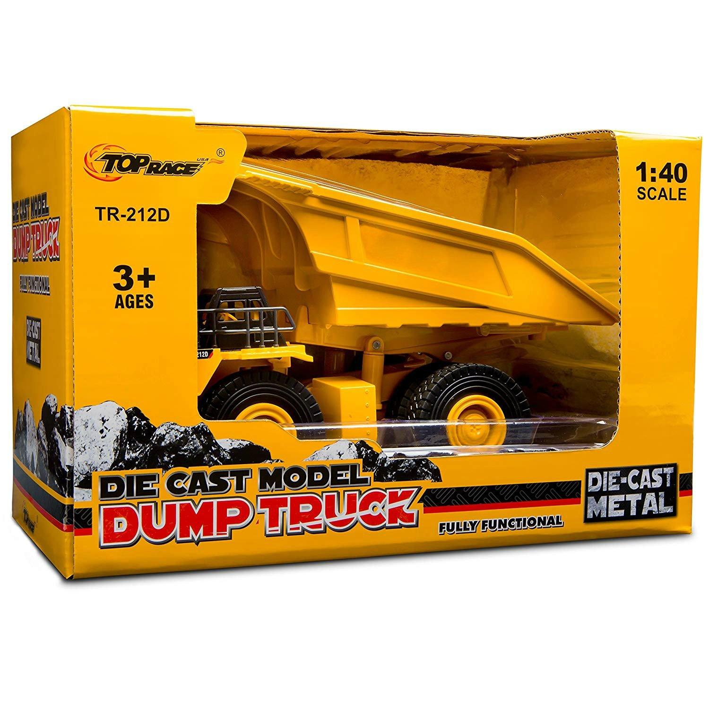 Top Race Juguetes Color Orange-Yellow TR-112G