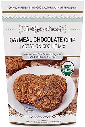 Mezcla de galletas de lactancia (certificado USDA orgánico ...