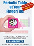 Periodic Table At Your FingerTips : You Need Just 92 Minutes to Memorize Periodic Table of Elements