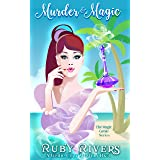 Murder & Magic: A Genie Cozy Mystery (The Magic Genie Series Book 1)
