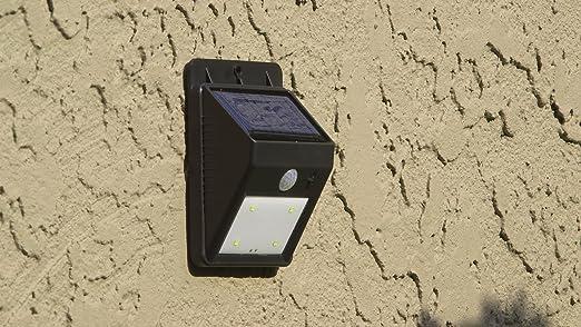 7 opinioni per EverBrite la lampada solare per esterni con rilevatore di movimento–Visto a la