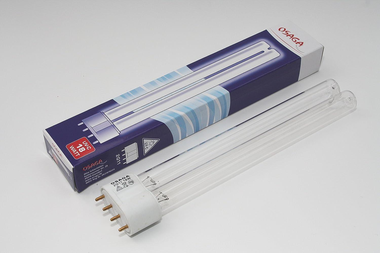 Lampe uV-c pL lampe 2G11 18 w Osaga 96721
