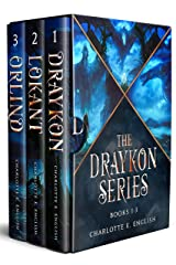 The Draykon Series 1-3: An Epic Fantasy Trilogy of Dragons Kindle Edition