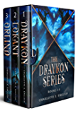 The Draykon Series 1-3: An Epic Fantasy Trilogy of Dragons