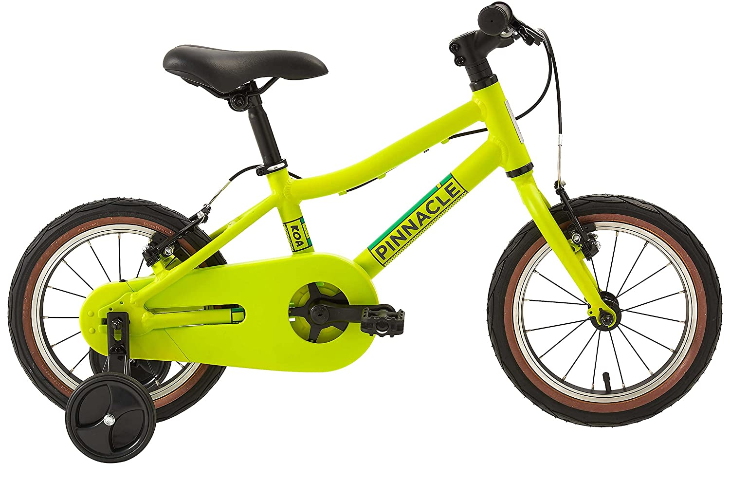 Hoy Bonaly 16 Inch Kids Bike 16 Inch Green From Evans Cycles