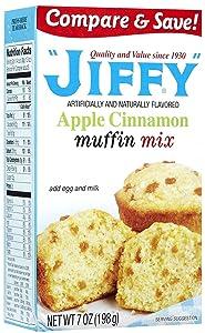 Jiffy Apple Cinnamon Muffin Mix - 7 oz