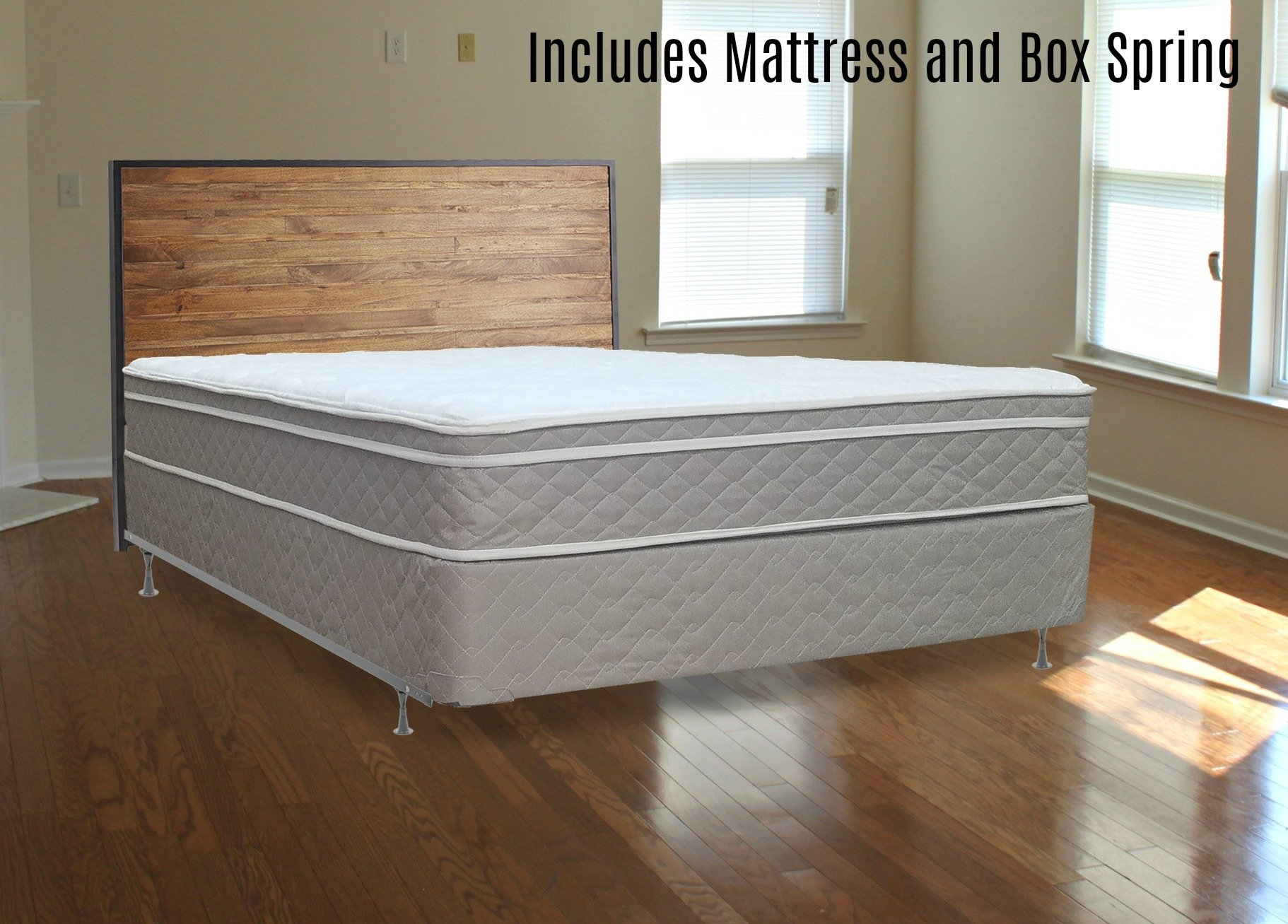 Spinal Solution 440B-3/3-2 10-inch Mattress Twin Size
