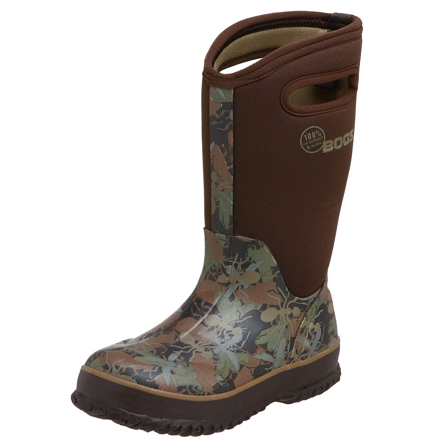 Bogs Kids' Classic High Bugs Boot,Chocolate,9 M Toddler: Amazon.ca: Shoes &  Handbags