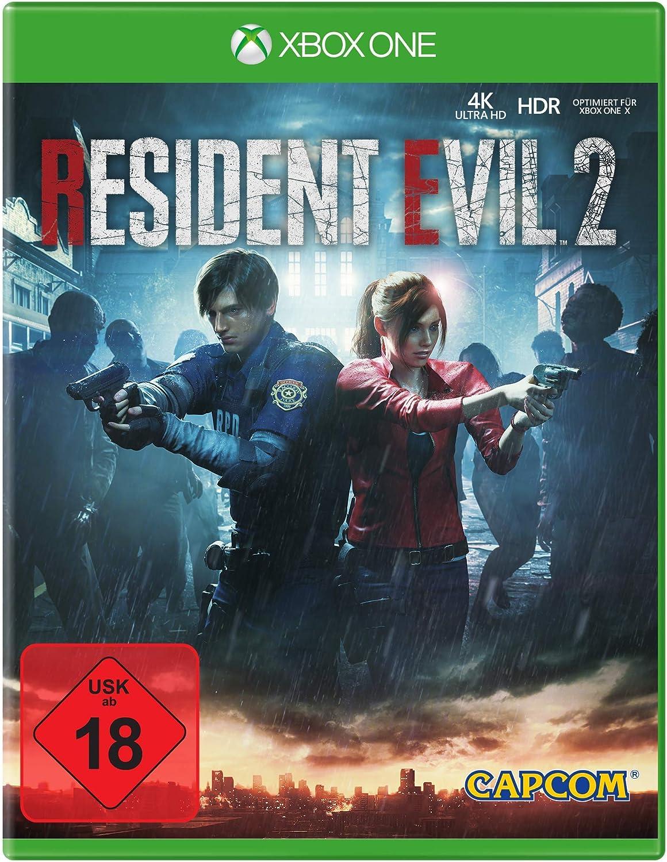 Resident Evil 2 - 100% UNCUT [Xbox One ] [Importación alemana ...