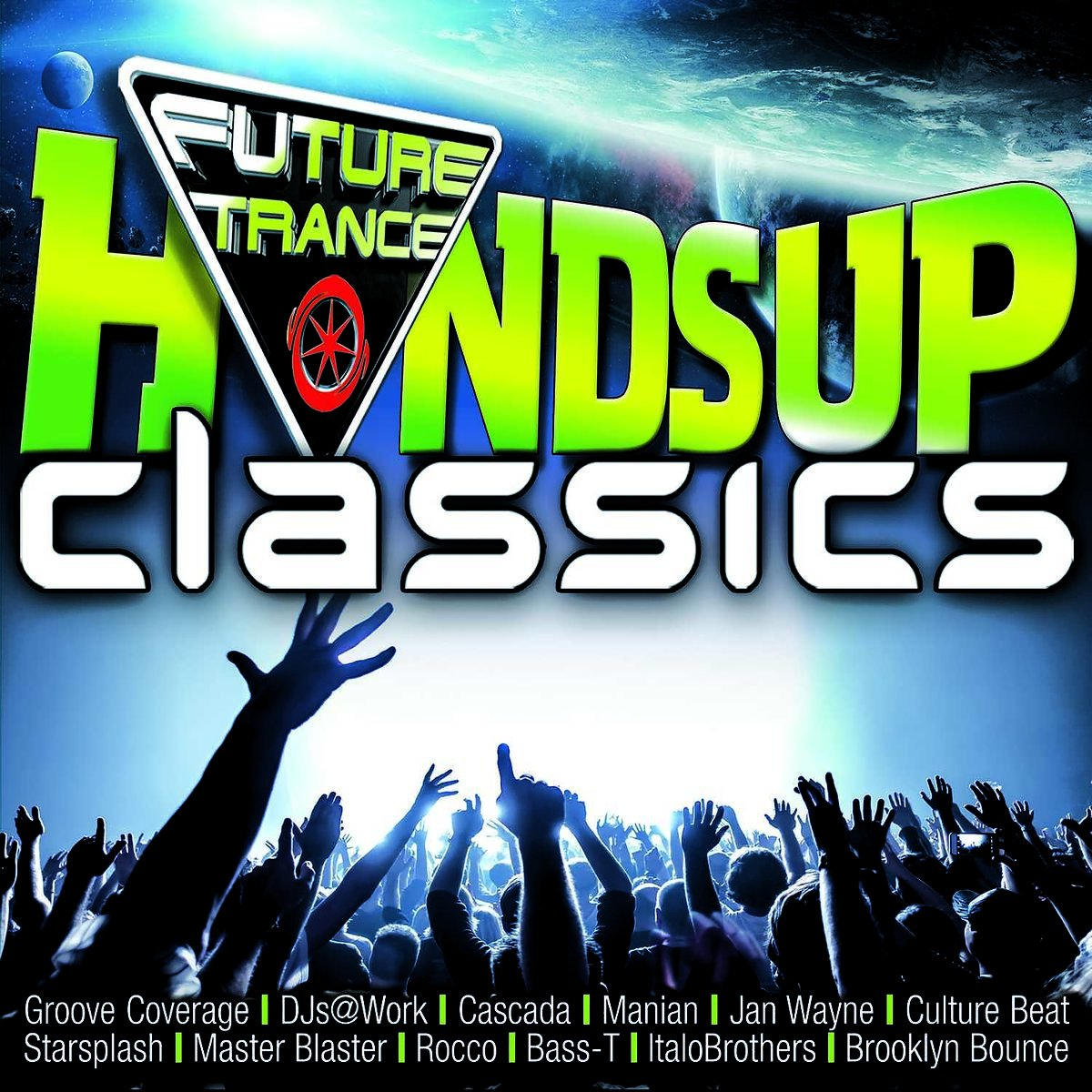 Various Artists-Future Trance - Hands Up Classics