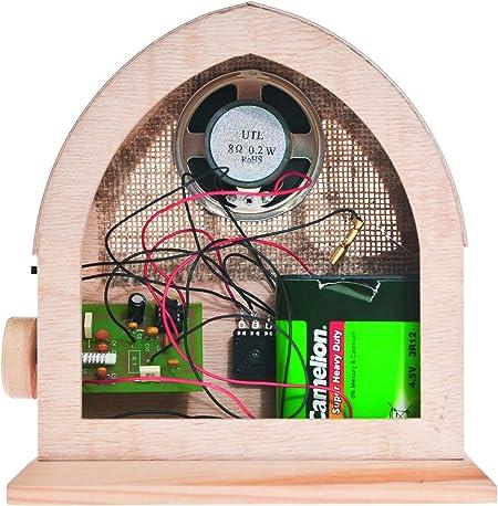 Ukw Radio Bausatz Bürobedarf Schreibwaren