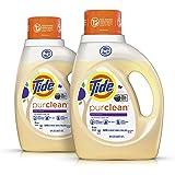Tide Purclean Plant-Based Laundry Detergent, Honey Lavender