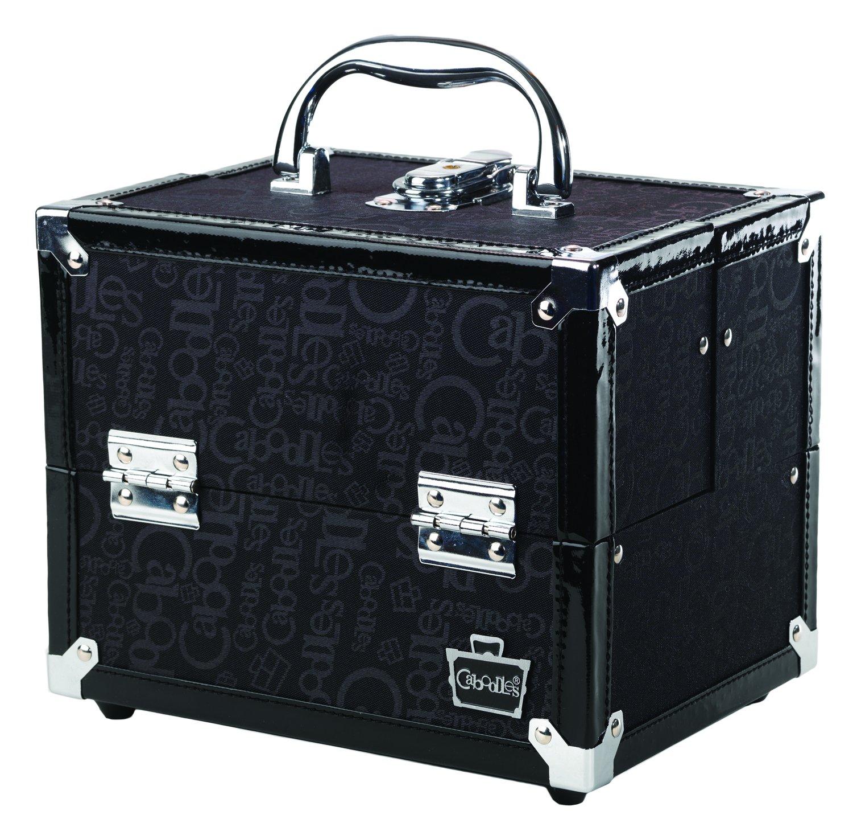 Caboodles Four Tray Makeup Train Case, 2.45 Pound 5871462