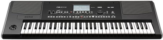 Amazon.com: Korg PA300 61 teclado electrónico con ...