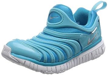 73374002f1bf ... clearance nike dynamo free ps kids running shoes chlorine blue metallic  silver size 1c22f 00dd2