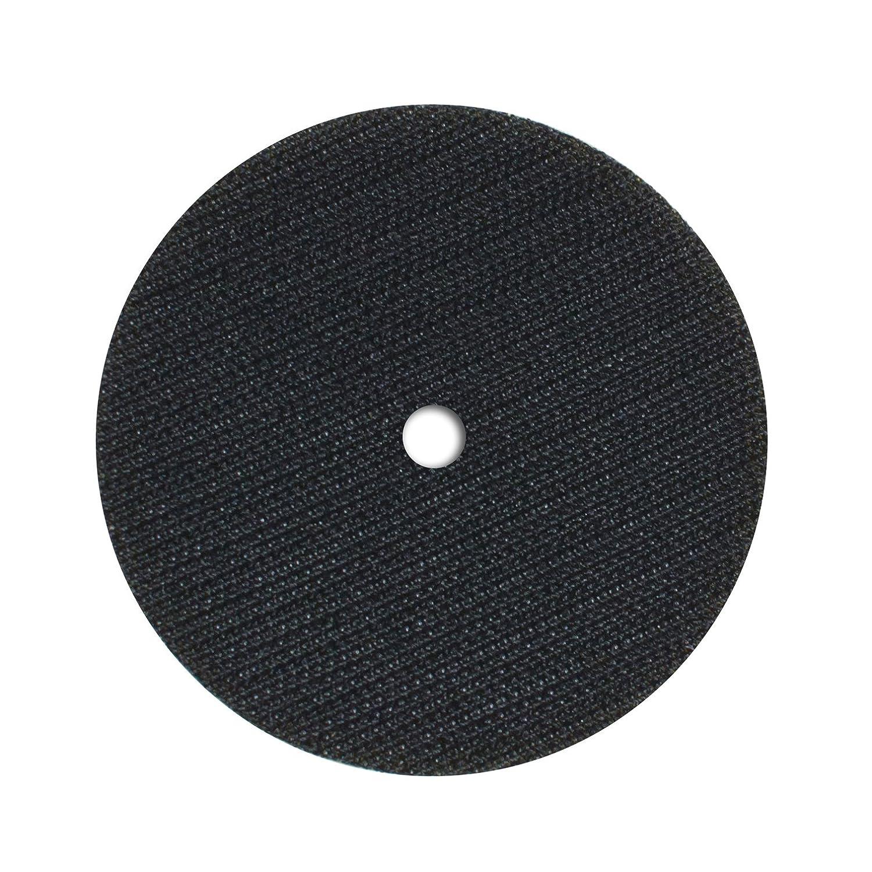 3 Hook and Loop Sanding Backup Pad 5//16-24 Female Thread