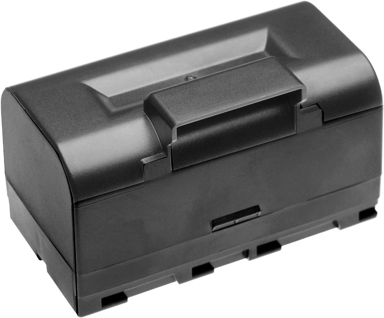 vhbw Li-Ion bater/ía 4400mAh GTS-700 para medidor mult/ímetro Topcon GPT-7000i GPT-7502 GPT-750 GPT-9000 GPT-7501 GPT9000A GPT-7500 7.4V
