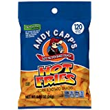 Andy Capp's Hot Fries, 0.85 oz, 72 Pack
