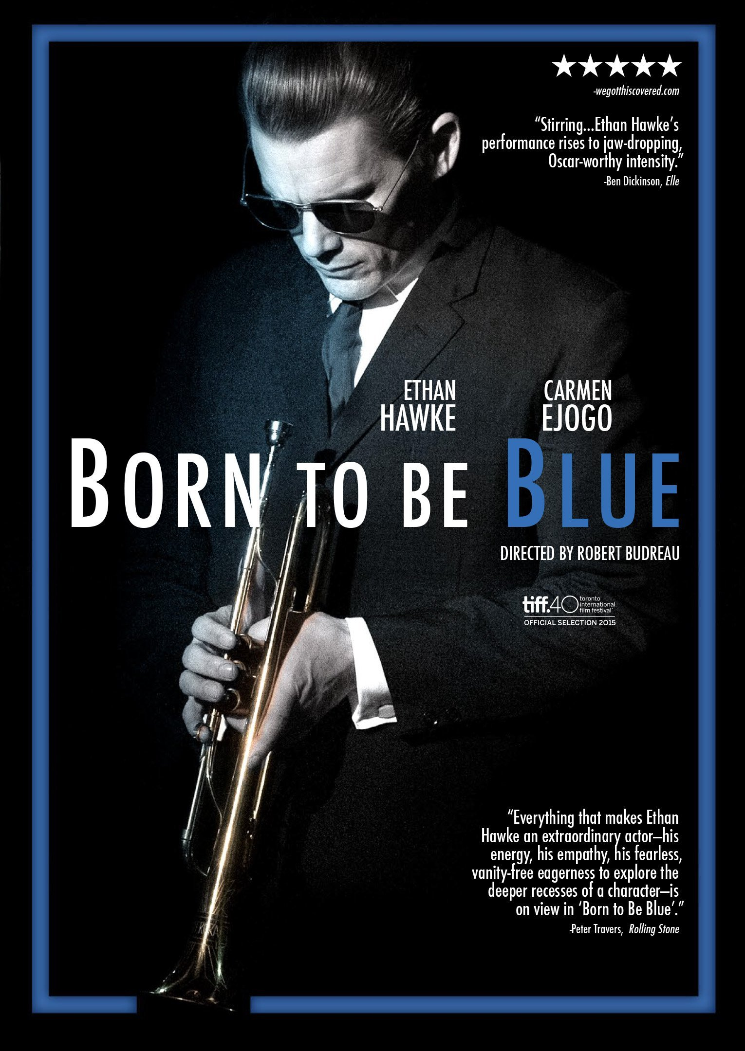 DVD : Born To Be Blue (DVD)