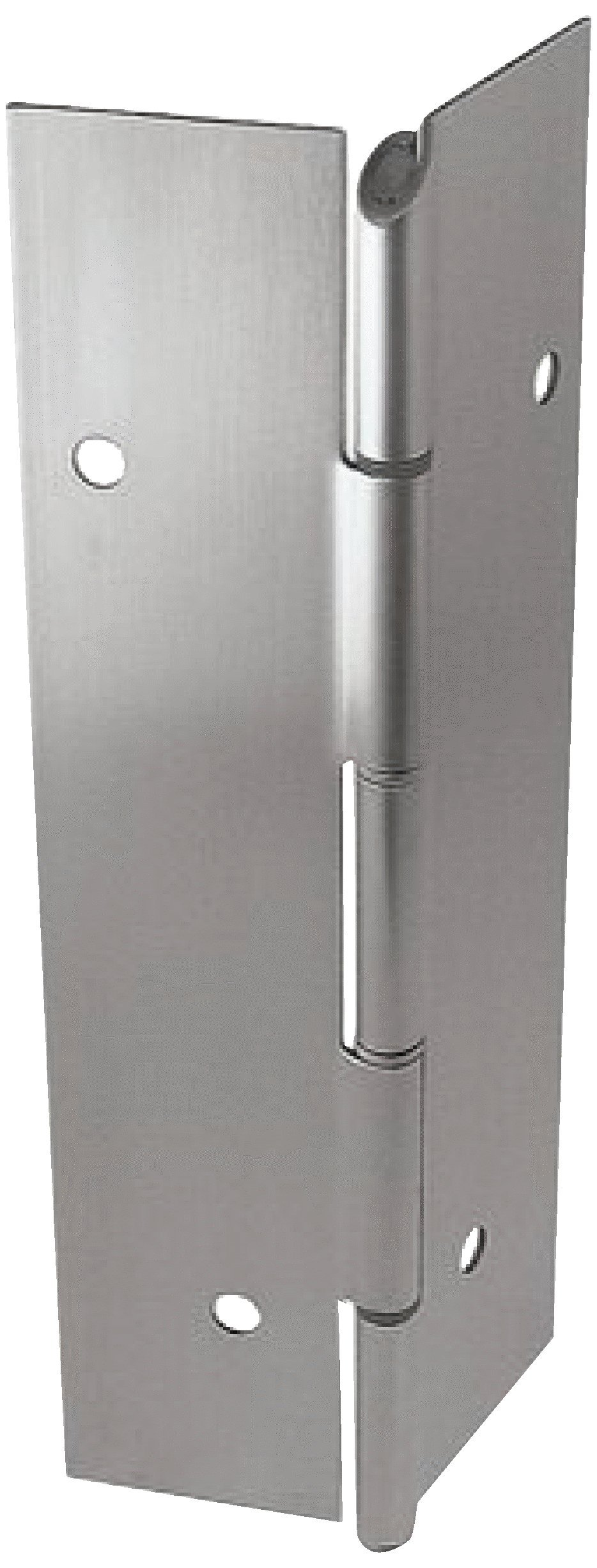 Markar 085547 FM300-95 Stainless Steel Pin and Barrel Continuous Hinge, 95''