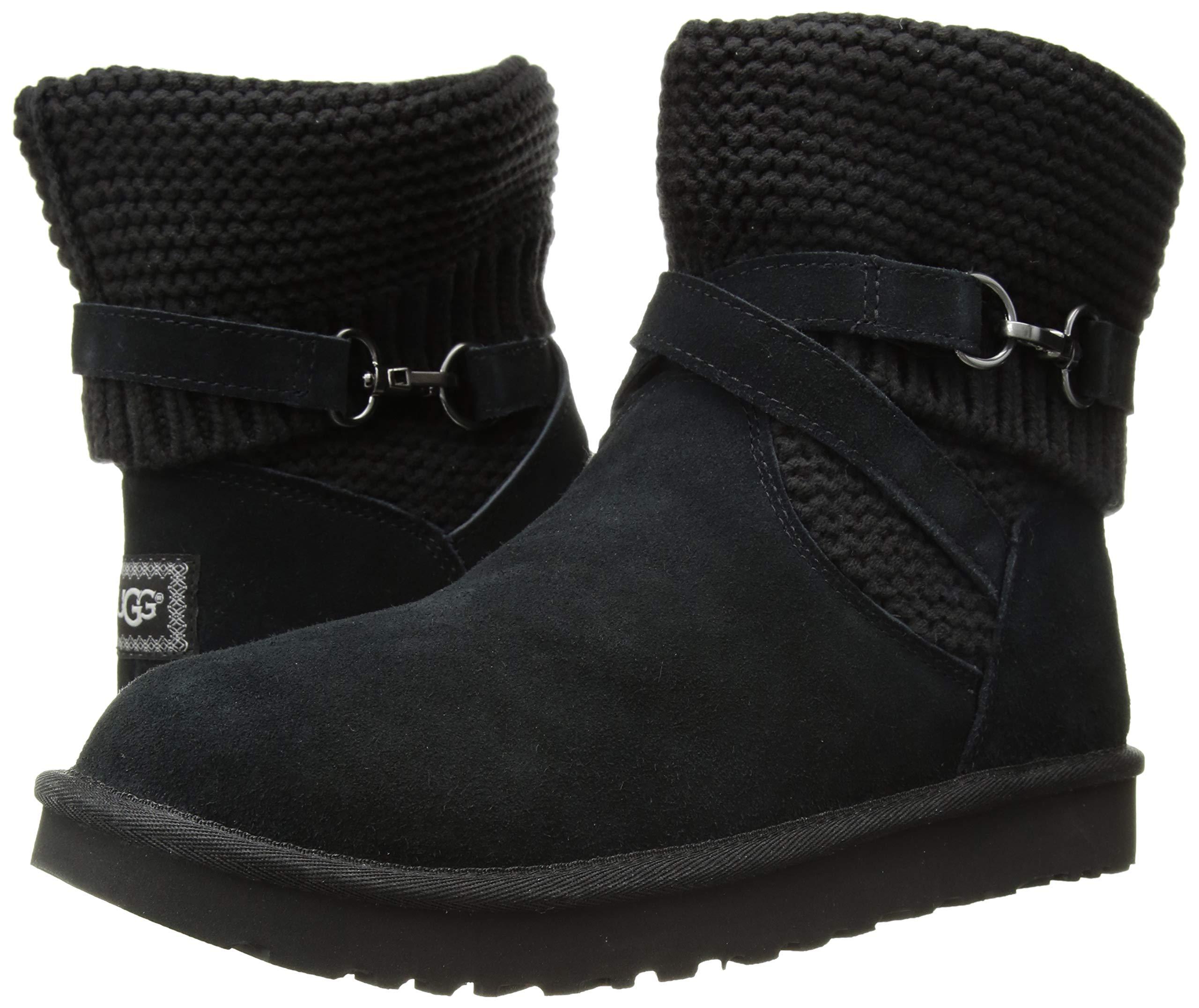 57a330cd0bf UGG Women's W PURL Strap Fashion Boot | A2Z Store