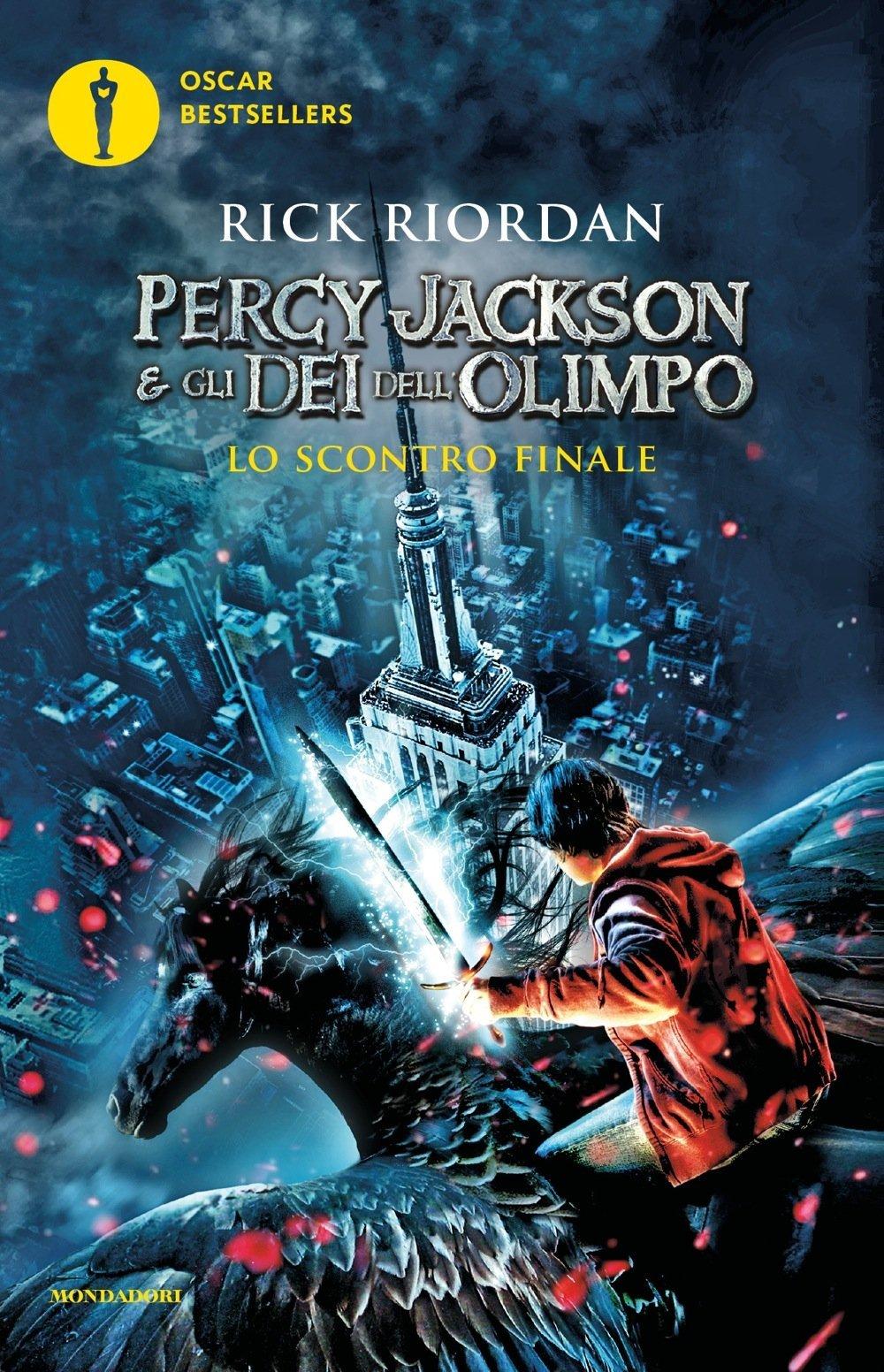Percy Jackson E Gli Eroi Dell Olimpo Pdf