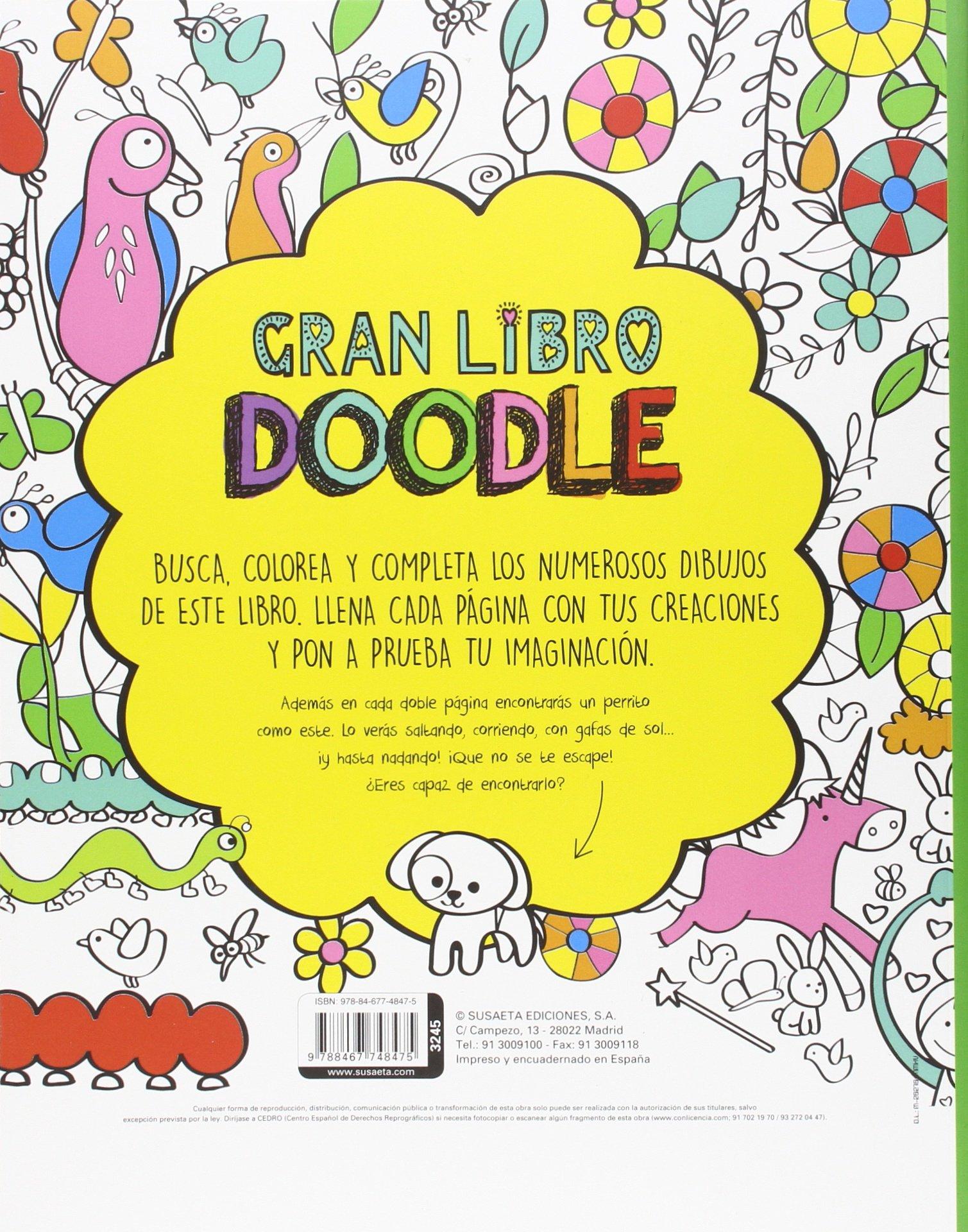 Gran libro doodle: Equipo Susaeta: 9788467748475: Amazon.com ...