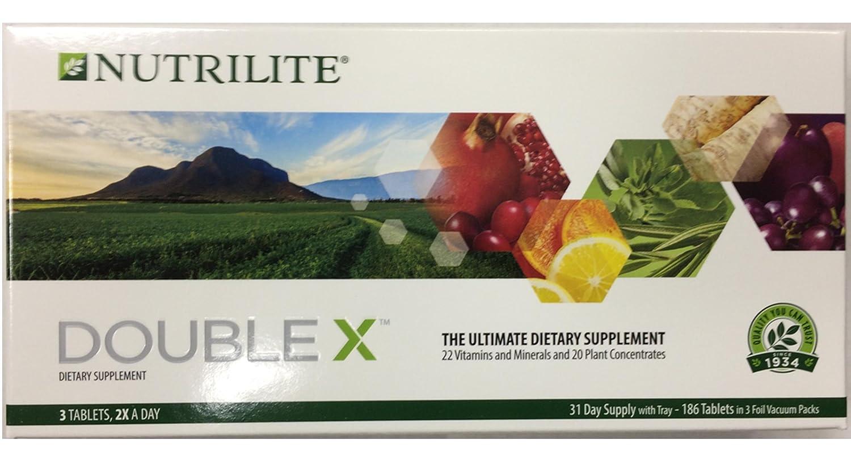 nutrilite double x how to take