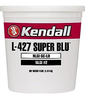 Amazon.com: Kendall 5677867 azul l-427 Super BLU grasa ...