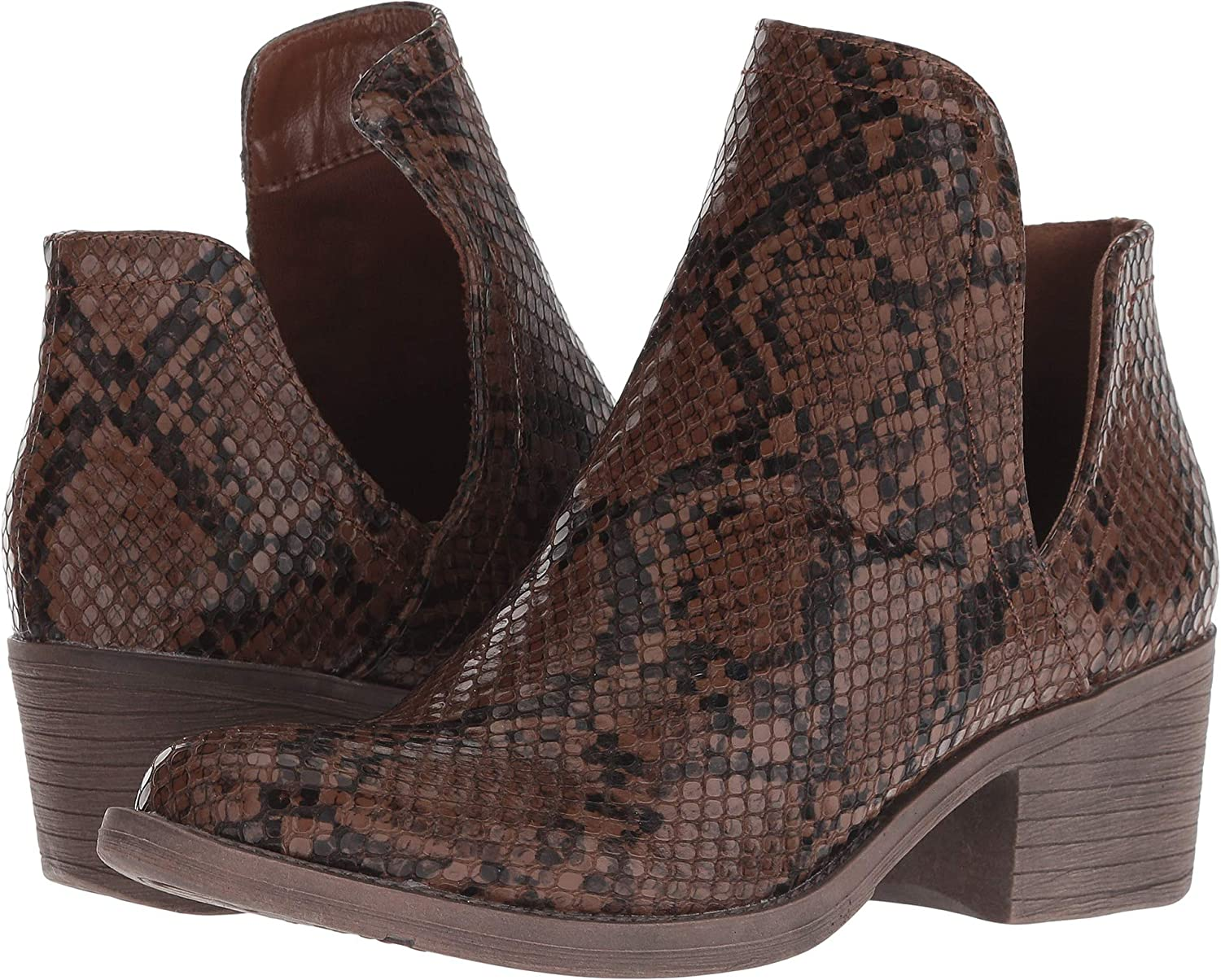 Brown Multi Volatile Womens El Rio