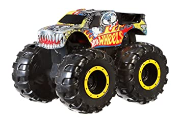 Jam CrushersCoches De Wheels Hot Monster 64Surtidos – Creature Mattel Juguete Cfy42 1 y6Yb7gfv