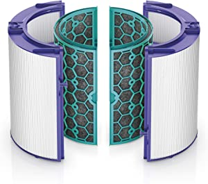 Dyson Replacement (HP04/TP04/DP04) Sealed Two Stage 360° Filter System