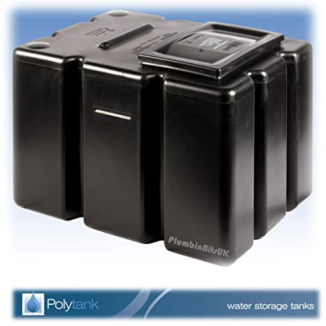 Amazon.com: Polytank PT2 Feed & Expansion 25 Gallon Cold Water ...