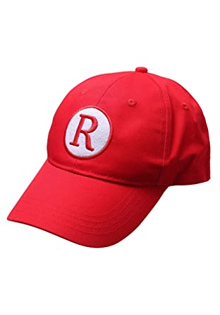 0b700487 A League of Their Own Adult Baseball Movie Cap Play Ball Standard Red