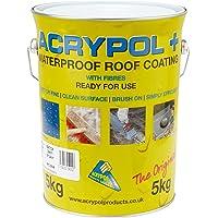 acrypol + gris 5litros impermeable todo tipo