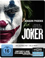 Joker 4K UHD + 2D Steelbook [Limited Edition]