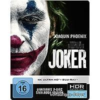 Joker 4K UHD + 2D Steelbook [Limited Edition]