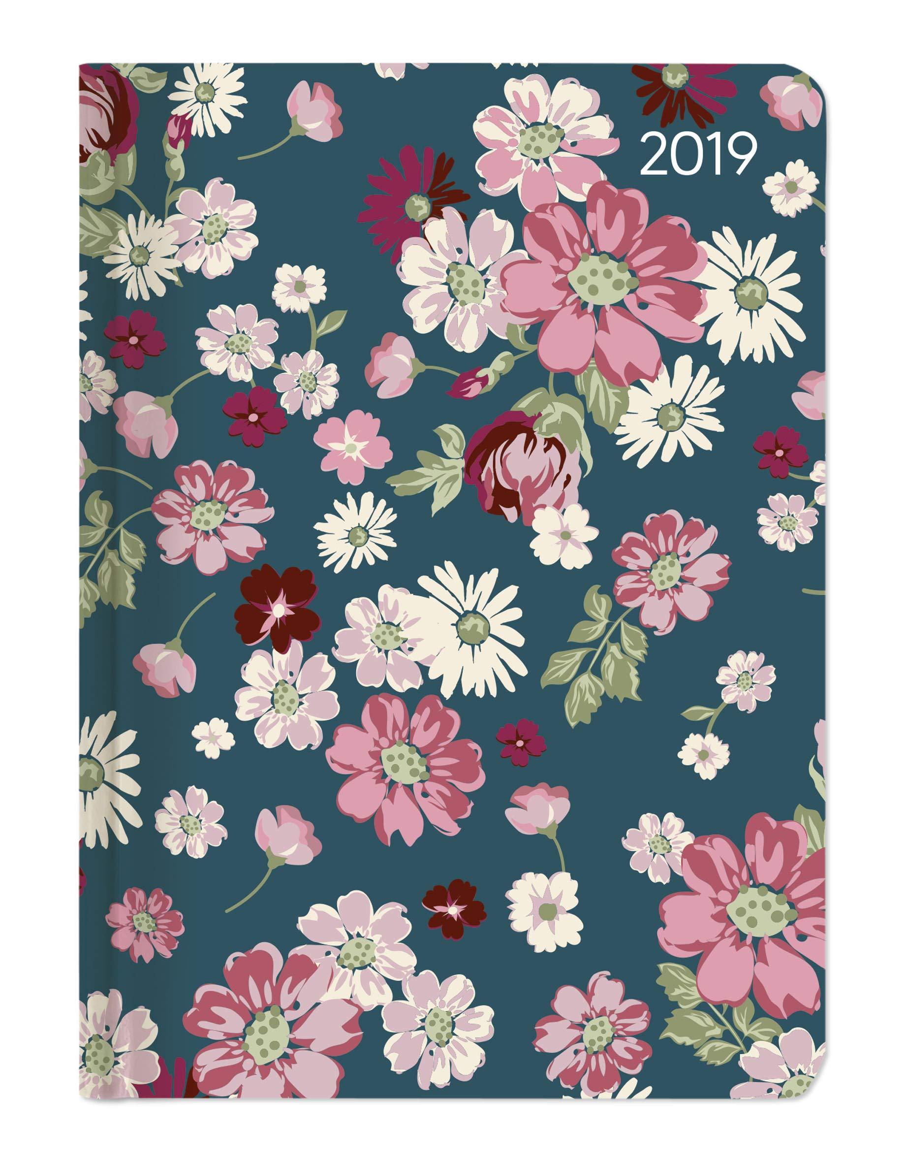 Ladytimer Flower Love 2019 Kalender – Terminkalender, 1. Juni 2018 ALPHA EDITION 384079840X 19.0840 für Frauen und/oder Mädchen