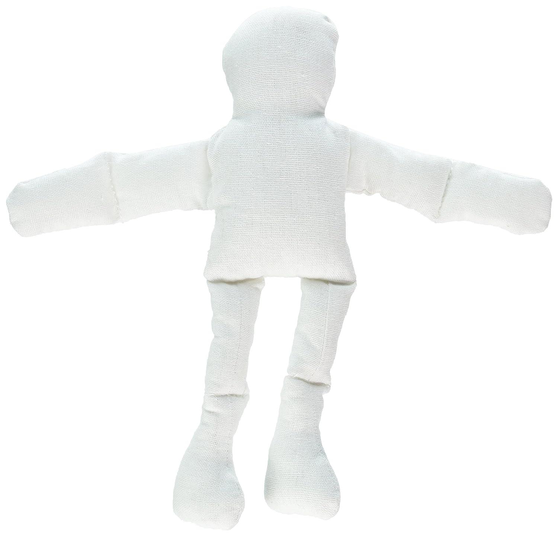Darice Musselin Puppe –  Natü rliche Farbe –  20, 3 cm 1232-33