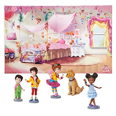 Disney Fancy Nancy Figure Play Set: Toys & Games